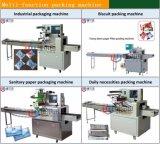 Machine van de Pannekoek van de sesam de Automatische Verpakkende