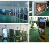 """82의 """" 큰 체재 옥외 방수 IP65 LCD 광고 매체 선수 단말 표시"""