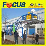 Het Groeperen van de Reeks 35m3/H van Yhzs Mobiele Concrete Installatie, Beweegbare Concrete Installatie