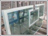 el panel del vidrio Tempered del tablero trasero de baloncesto de 10mm/12m m