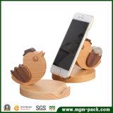 Высокая Quatity несколько деревянных держатель для мобильного телефона