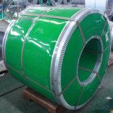 La moitié en acier inoxydable 304 de cuivre de la bobine avec 2b terminer laminé à froid