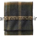 純粋なバージンのMerinoウールの毛布および投球