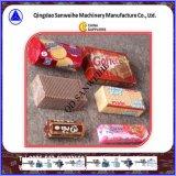 L'EAT7017 GALETTE Biscuit Formulaire enveloppe Machine automatique d'emballage