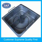 カスタム穿孔器の2味の型を押す熱い鋳鉄