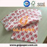 Papier imprimé imprimé OEM pour emballage alimentaire avec bon prix
