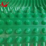 Le Pavillon Vert/sous-sol en polyéthylène Conseil bosses de drainage