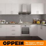 بينيّة تصميم طلاء لّك حديثة أبيض [مدف] خشبيّة مطبخ أثاث لازم ([أب15-هس8])