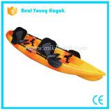 Siège double de haute qualité s'asseoir sur le dessus de la pêche pour la vente de kayak en plastique