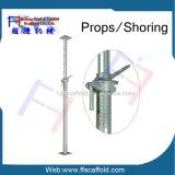 足場の鋼鉄調節可能なポストの支柱(FF-720)