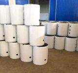 Tanque de armazenamento de alta pressão rachado da água quente do vertical