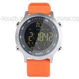 Pulsera de reloj elegante impermeable profesional de la alta calidad Ex18
