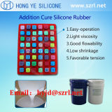 Alimento Grade Liquid Silicone Rubber Mold Making Silicones per Chocolate Candy Cake