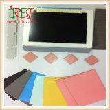Thermischer leitender Laptop-abkühlende Auflage des Silikon-Pm150