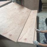 Lápiz de madera de 9mm de ceder el contrachapado para el sur del mercado Amercia