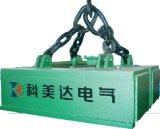 강철 주괴를 위한 고열 유형 시리즈 MW42 드는 자석