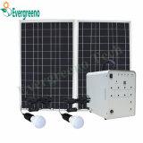 Système solaire de groupe électrogène d'application à la maison et de cahier des charges normal