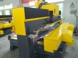 Ranurador del CNC de la cortadora del grabado de la carpintería para rotatorio