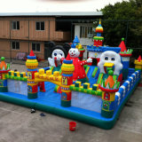 Wundervolles aufblasbares Funland, kühles aufblasbares Funcity