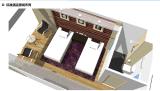 Hotel los 20FT plano prefabricado del envase