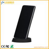 Cargador sin hilos móvil compatible todo el soporte sin hilos estándar del cargador de Qi Smartphones