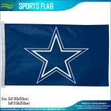 Bandierina più di alta qualità di sport delle pantere NFL della Carolina (M-NF01F09036)