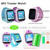 GPS van het Kind/van de Jonge geitjes van de veiligheid het Slimme Horloge van de Drijver met WiFi/Lbs/GPS Positie D19