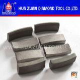 具体的な切断のための効率のダイヤモンドの穴あけ工具セグメント