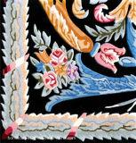 Diseño de Carvning de la alfombra de las lanas