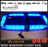 Magnets & Brackets Mount를 가진 파란 LED Mini Lightbars