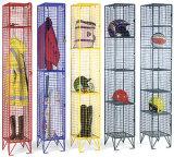 産業金網の貯蔵用ロッカー