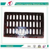 フレームが付いているガラス繊維によって補強されるプラスチック火格子