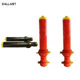 3 Fase 4 Fase 5 fase da Luva de Cilindros de óleo hidráulico telescópico para Caminhão Basculante