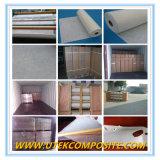 Faible consommation de résine 600gsm brin hachés en fibre de verre mat