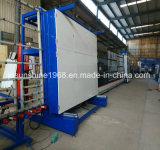 Cer-vertikale automatische Doppelverglasung-Glasmaschine/Doppelverglasung-Glasproduktionszweig