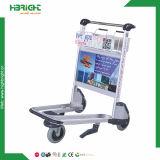 Chariot exempt de droits à bagage d'aéroport avec l'interruption de main