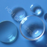 マイクロ球形の、半分の球のサファイアレンズ