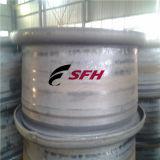 Металлический стальной колесный диск без покрытия