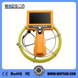水中押し棒の井戸の送風管の点検カメラ