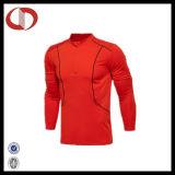 Lange Hülse bemannt Strumpfhose-Eignung-Sportkleidung-Hemden