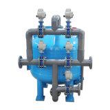 Filtro de areia industrial do desvio do controle de manual de água de circulação