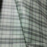40d에 의하여 길쌈되는 도비 능직물 격자 무늬 평야 검사 옥스포드 옥외 자카드 직물 100%년 폴리에스테 직물 (X017)