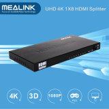 4k 1X8 HDMIのディバイダー(HDMI V1.4)