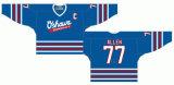 Liga de Hóquei de Ontário personalizados Oshawa Generais 1994-2011 Suplente Hóquei no Gelo Jersey