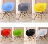 Открытый стек пластмассовый стул, удобные сад пластиковый стул