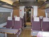 Carb Grau de gabinete E0 18mm Uso de contraplacado de bétula para trem de alta velocidade