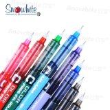 Kundenspezifische Firmenzeichen-Plastikrollen-Feder Pvn159 mit multi Kugel-Größe der bunten Tinten-acht