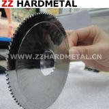 0.3mmの切断のための薄いタングステンの超硬合金の鋭い円の刃物の刃