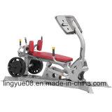 Força a placa do Guindaste de equipamento de ginásio carregado Composite Leg Press L-3008