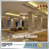 Colunas de pedra natural polida / revestidas com design elegante